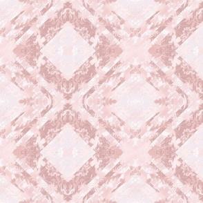 Geometric Floral Blush n Grey