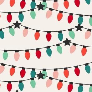 Christmas String Lights // LARGE