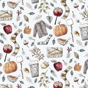 _autumn rain_micro