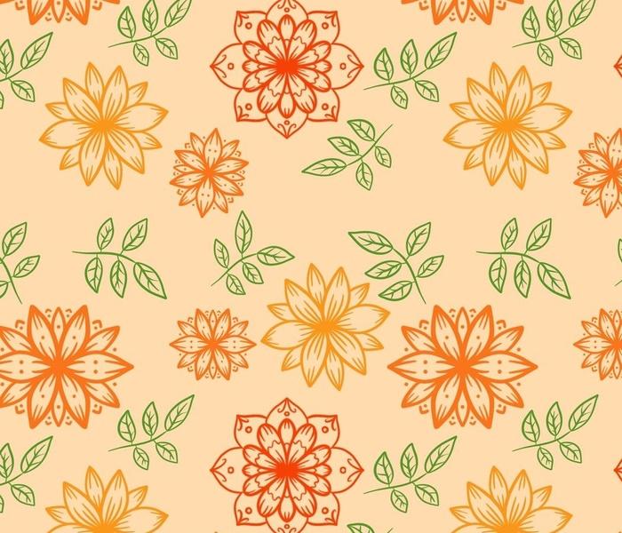 Colorful Flower design