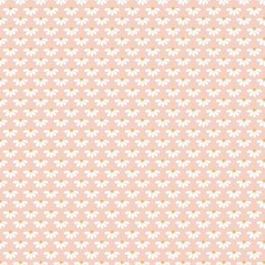 Peach Petals Floral pattern