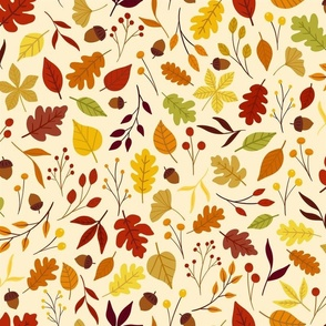 Autumn Botanical