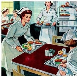 Nurse Quilt Panel