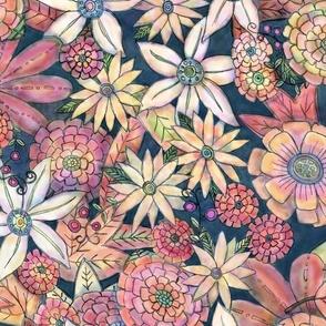 Imaginary Autumn Botanical