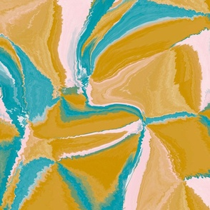 Joy in the Forest marbled large