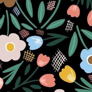 Flower party (Medium)