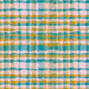 Joy in the Winter Forest Plaid, gingham, check, large