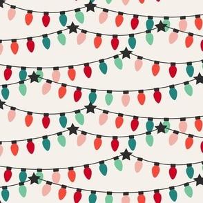 Christmas String Lights // MEDIUM