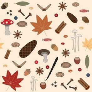 Autumn Spice Nature's Trail Mix