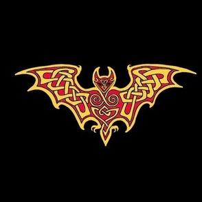 Celtic Bat 1 Swatch