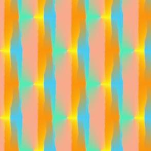 Autumn colors broad stripe