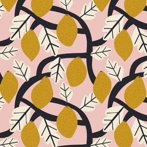 Lemon Tree Light Pink - Isa Form for Nerida Hansen