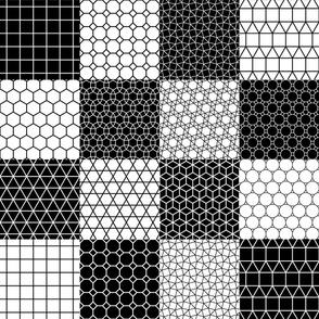 01205454 : polygon grids : KW