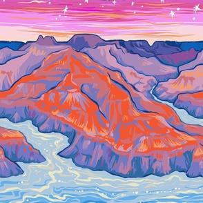 grand canyon vista - medium