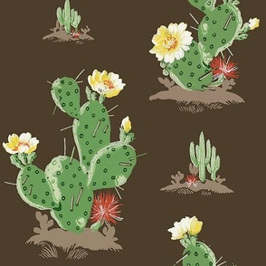 Midcentury Cacti 1a