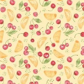Cherry and Lemon