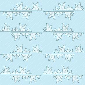 Iceberg Striped Ahead!