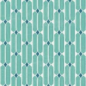 Blue geometrical-nanditasingh