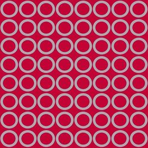Red & Gray Circles