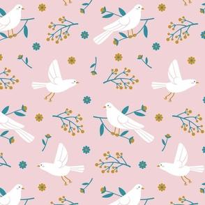 White_pigeons