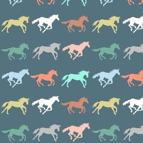 gallop - navy blue