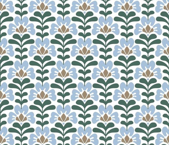 Scandinavian Flowerbed