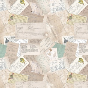 Old Recipes, Scatter