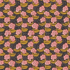 Rose Vine - Pink - Small