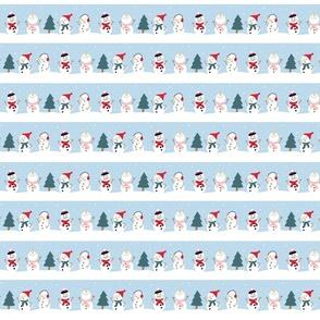 Snowman Holiday Christmas Design