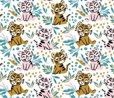 Joyful Tigers