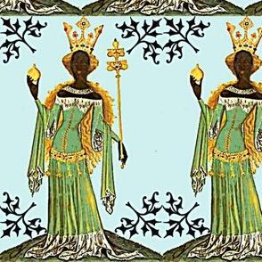 Makeda, Queen of Sheba