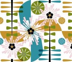 Joy, Pinwheels and Posies