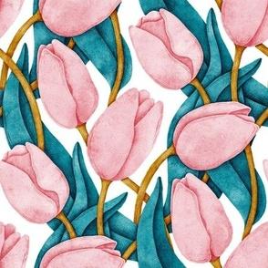 Tulips joy