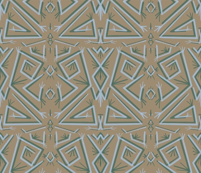 Petal Solids Coordinates: Calm_Ancient Relief