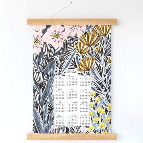 Meadow 2022 calendar