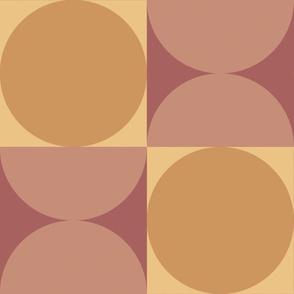 Retro Reverb in Purple Tangerine