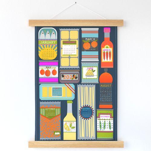Store Cupboard Calendar 2022