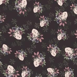 flowers in my head