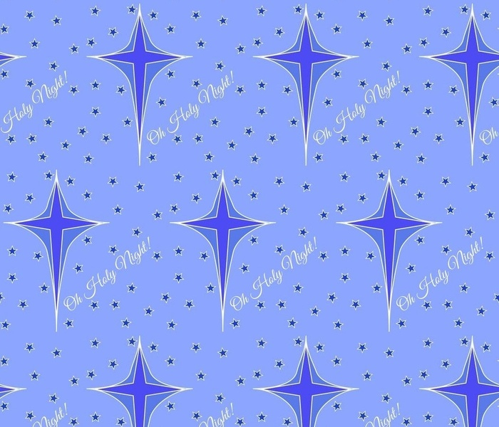Starry, Starry Night Toile