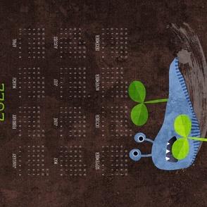 Slug Calendar 2022