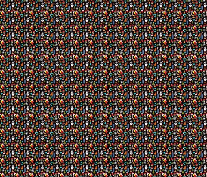 Pixel Christmas