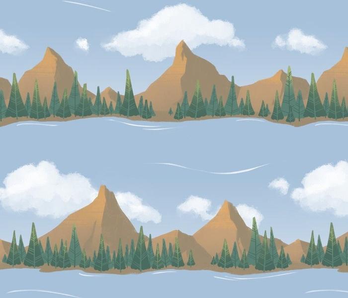 Endless Mountains