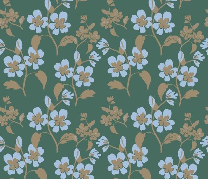 Snowbelle floral