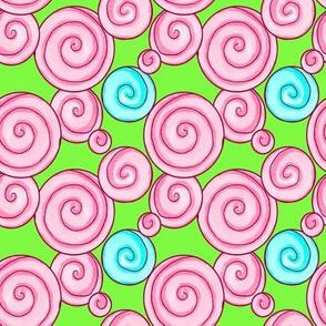 Twirl_Green Pink