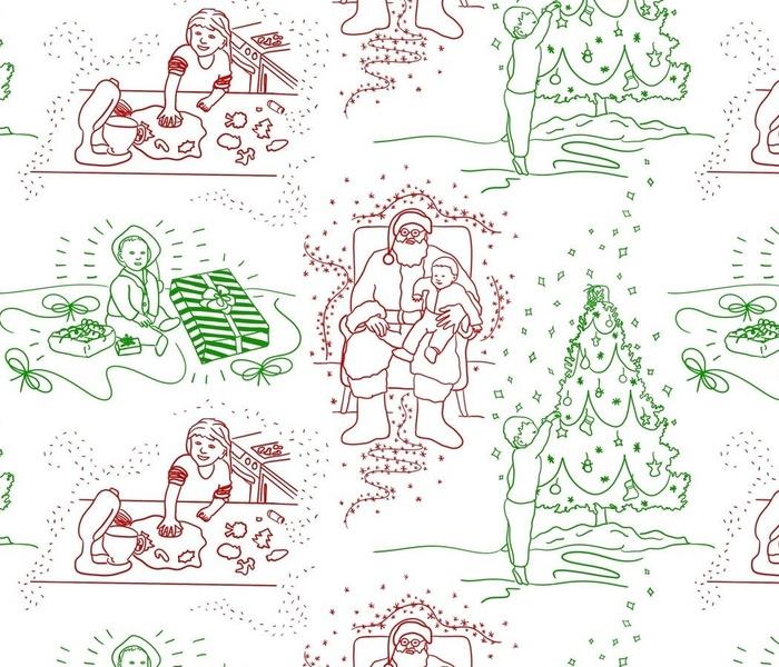 Kids' Christmas Traditions