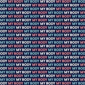 My Body Small