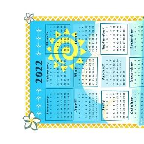Island Dance Calendar 2022
