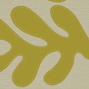 Matisse mustard