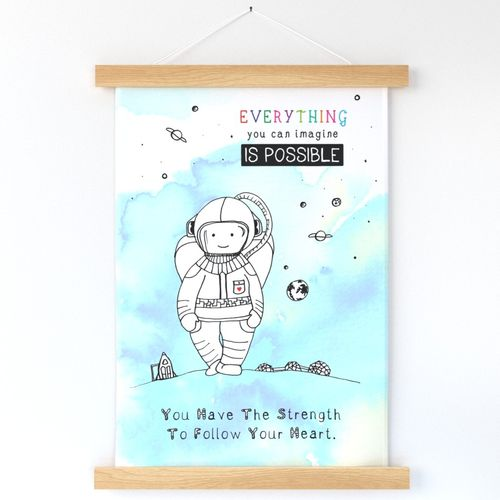 Wallhanging_astronaut