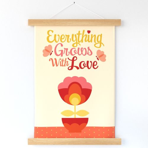 Modern Motivational Posters Wall Hangings